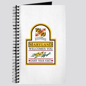 Welcome to Maryland - USA Journal